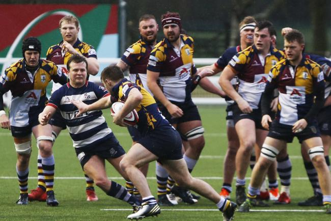 Oxford Harlequins and Banbury Bulls could sense an opportunity in the changes to the league structure Picture: Ed Nix