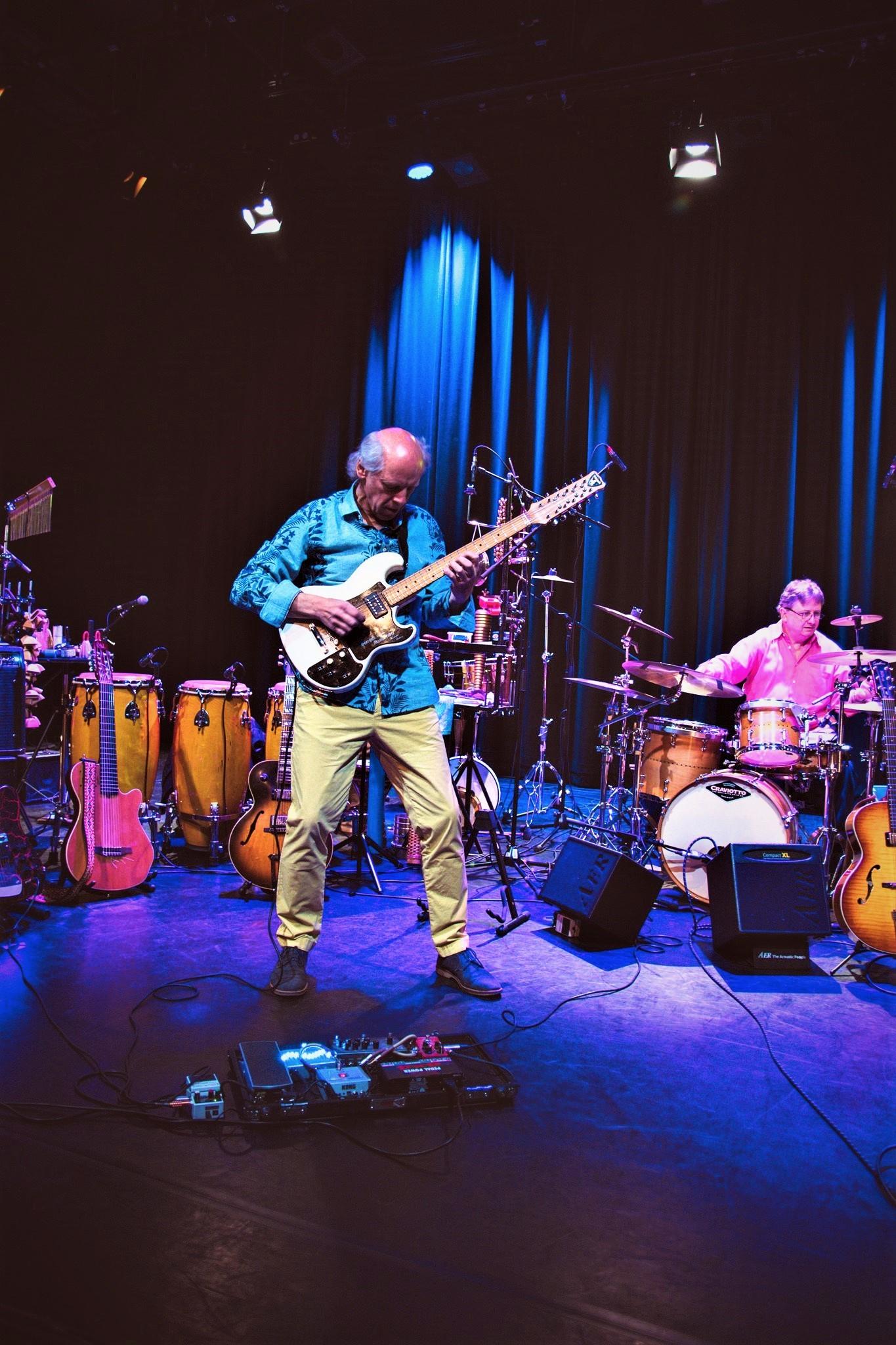 The Spin jazz Club - By Ryan Quarterman.
