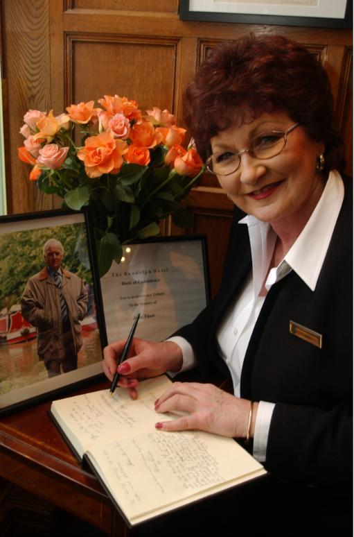 Ailish Hurley was a popular member of staff for many years