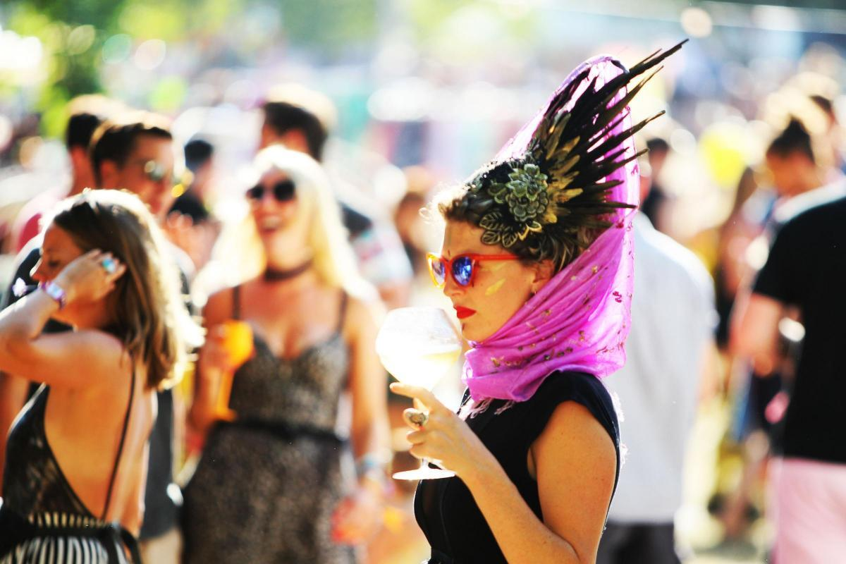 Dressing up for Wilderness in 2018