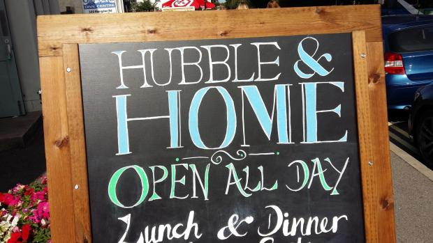 Oxford Mail: Hubble and Home