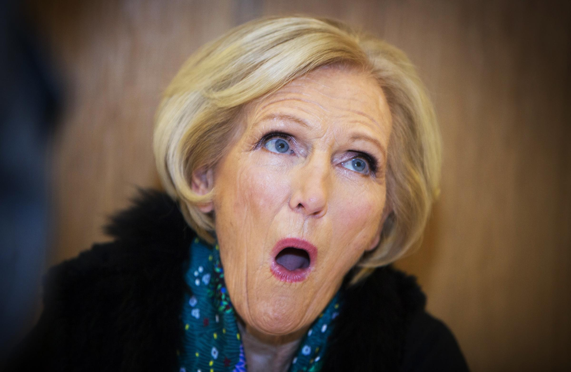 Mary Berry to bring 'scrumptious' baking tips and meet fans at festival