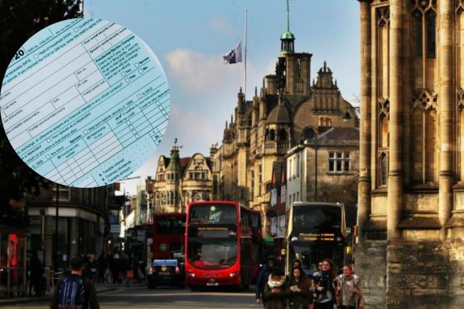 Oxford City Council appologieses over data breach.