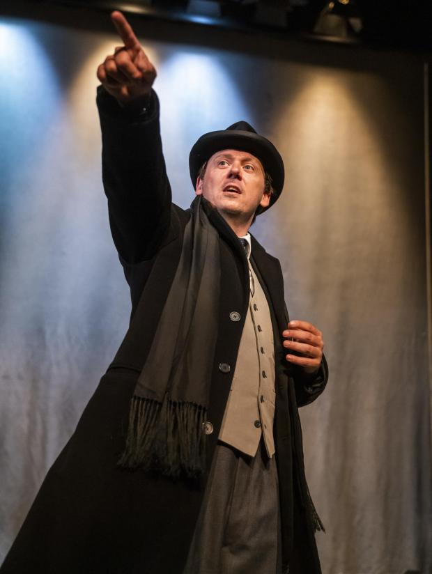 FREE HORROR 12827145 The Woman in Black at Oxford Playhouse is so scary even its writer is terrified