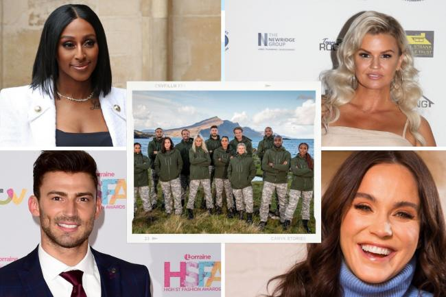 Celebrity SAS: Who Dares Wins: Everything we know so far about the Channel 4 show. (PA/Canva)