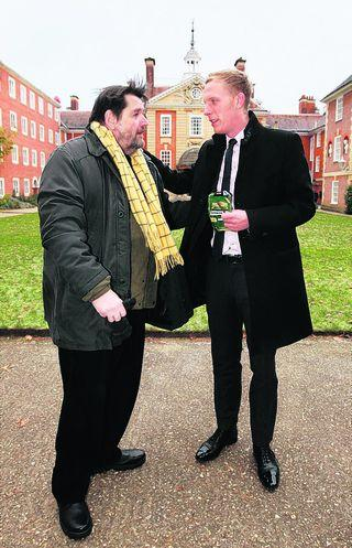 Grandfather Lands Role In Lewis Oxford Mail