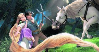 Tangled and Hereafter