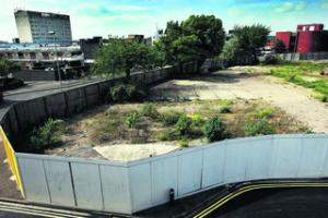 The Barns Road site