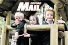 First Days at School - out Tuesday, October 4 FREE with the Oxford Mail