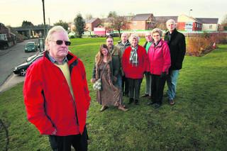 Dorian Hancock and other residents in Littlemore say their opposition to plans for a 12.5m phone mast is not Nimbyism