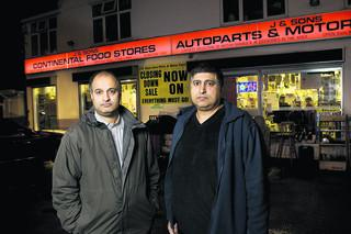 Stress prompts brothers to give up village shop   Oxford Mail on car rental, car parts showrooms, car parts brands, car parts gifts, haggen stores, le chateau stores, car parts accessories, western auto stores, car parts production, car parts search, kwik trip stores, white front stores, car parts warehouse locations, car parts company, cumberland farms stores, car parts online, car cleaning, car auto parts, car parts catalog, car parts toys,
