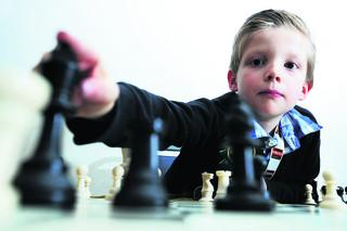 """Six-year-old is a rising chess star"""