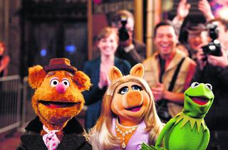 THE MUPPETS: 'a glorious throwback to the days of yore!