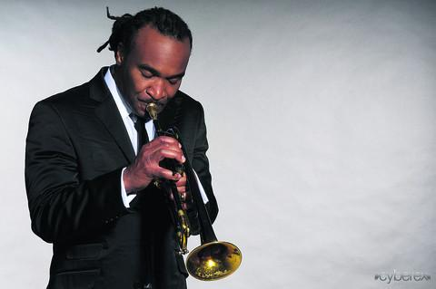 "ABRAM WILSON:""Jazz is a powerful thing which promotes so many positive aspects and happiness."""