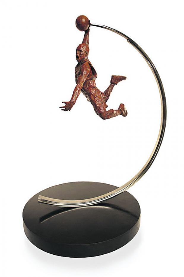 UPLIFTING: Sculpture and Sport - A Celebration For 2012 at the Ashmolean Museum
