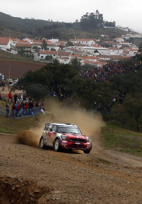 Sordo powers to final stage win in Portugal