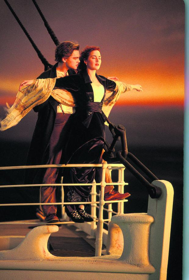 "TITANIC 3D: ""The 3D is breathtaking – we can almost feel particles in the water brushing against our faces as cameras glide through compartments..."""