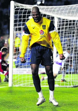Michael Duberry is raring to go after returning to fitness