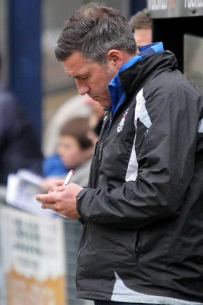 Oxford City boss Mike Ford plots the downfall of Redditch United