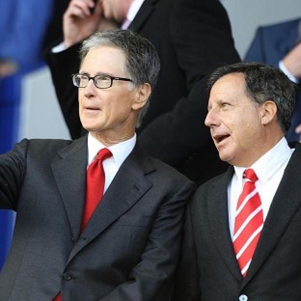 John Henry (left) and Tom Werner