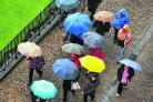 Heavy rain and gales set to hit county tomorrow