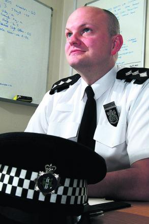 Chief Inspector Colin Paine