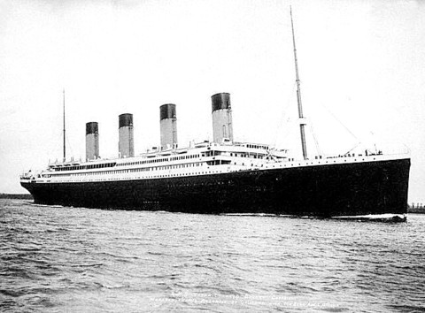 Fresh ideas on why Titanic went down