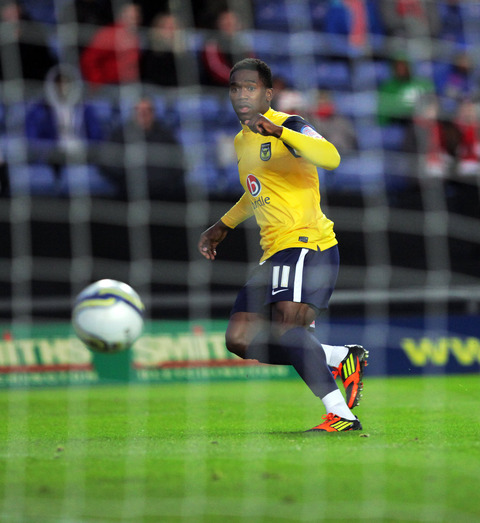 JP Pittman is in contention to face Southend