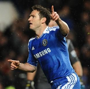 Oxford Mail: Frank Lampard