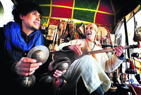 Craftsmen bring a taste of the Souk