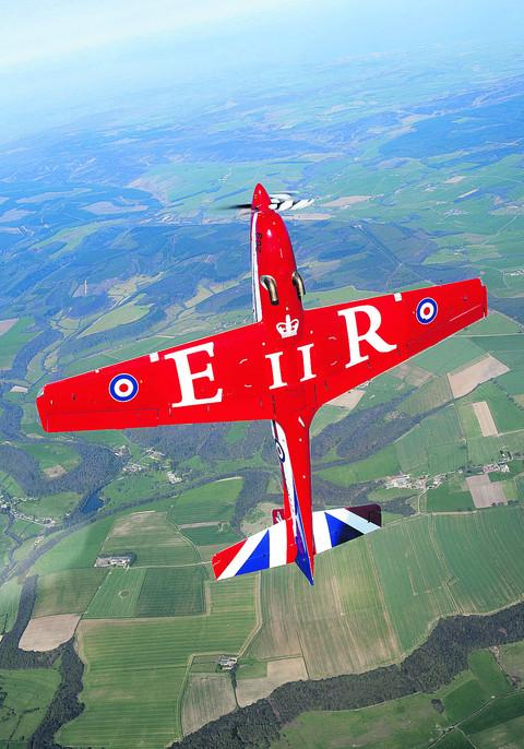 All eyes on the skies for RAF show