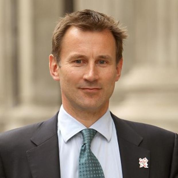 Jeremy Hunt has been refused permission to bring forward his appearance at the Leveson Inquiry
