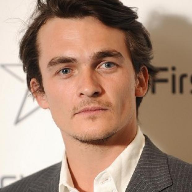 Rupert Friend starred alongside Johnny Depp in The Libertine