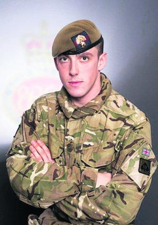 Guardsman Michael Roland