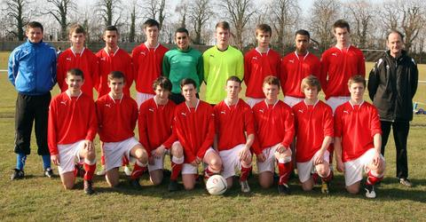 Oxfordshire, who face Durham in the ESFA Under 16 Inter County Trophy final at Nottingham Forest's City Ground on Tuesday