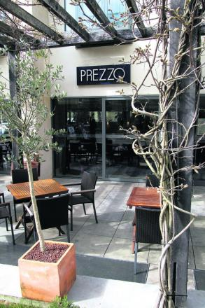 PREZZO: It's a nice, gentle place, nothing too alarming, with a clientele to match...