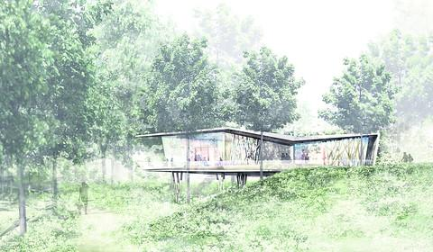 'Treehouse' design prompts positive feelings