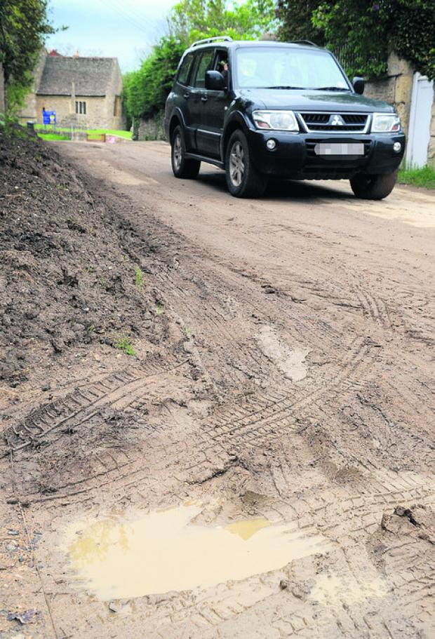 Oxford Mail: 'Potholed roads are in a Third World state'