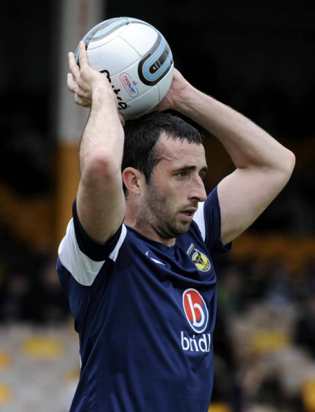 Oxford Mail: Tony Capaldi made his Oxford United debut in their final-day defeat at Port Vale