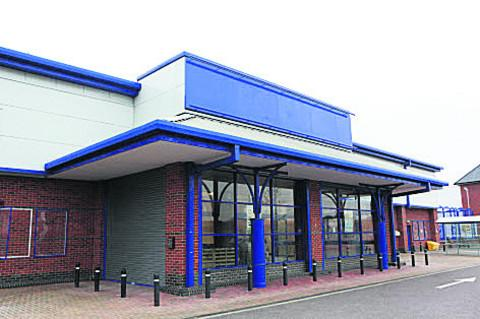 The former DIY Focus store w