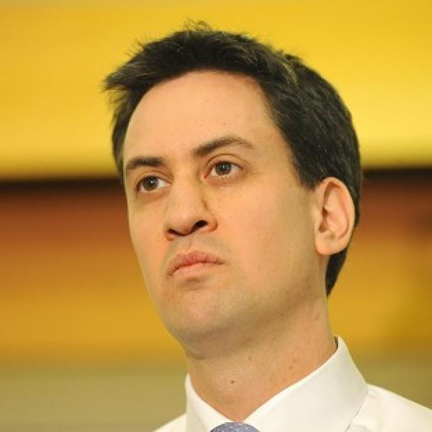 Labour leader Ed Miliband will address the RCN over the Government's NHS reforms