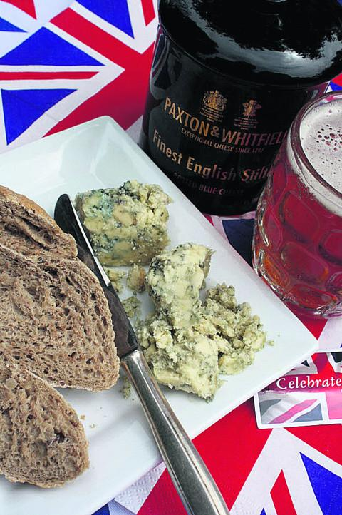 Celebrate the Jubilee with the great taste of British cheese