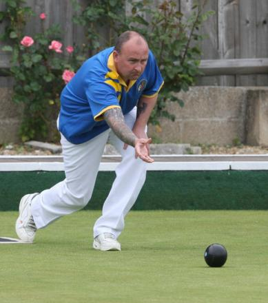 Jason King skipped a Headington four to victory in their win over Banbury Central