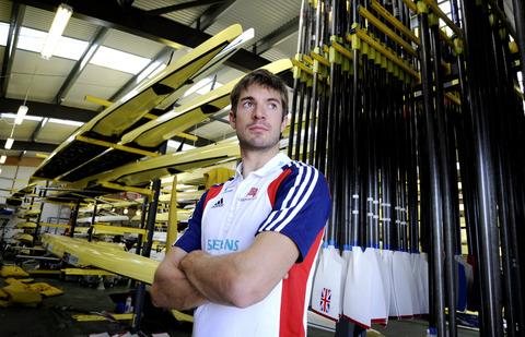 Zac Purchase contemplates his Olympic chances