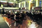 Oxfordshire County Youth Orchestra: Sheldonian Theatre