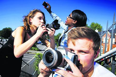 Photography competition for young people