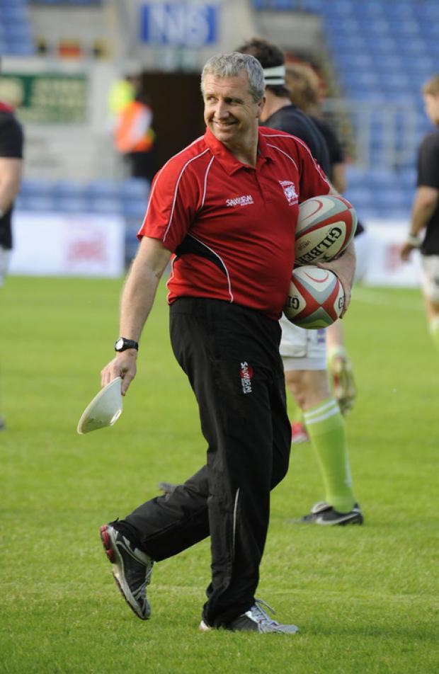 Lyn Jones is confident his London Welsh side can pose