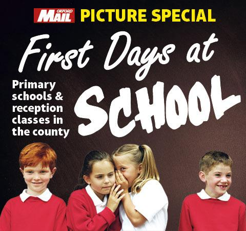 Get Tuesday's edition of the Oxford Mail for your free First Days at School supplement