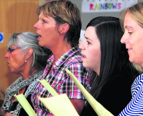 Rock Choirs produce a big chorus of approval