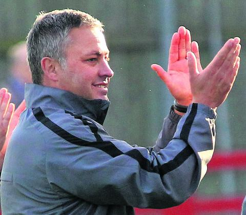 Didcot boss Gary Elkins believes the cup tie against Arlesey is winnable